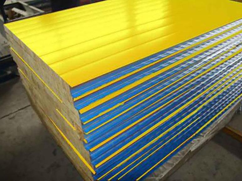 河南雙面彩鋼板廠家-河南實惠的雙面彩鋼板