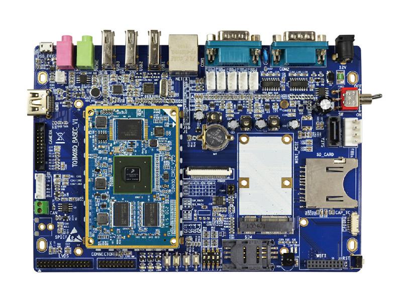 嵌入式arm開發板|供應廣州價格優惠的i.MX6Q安卓工控主板