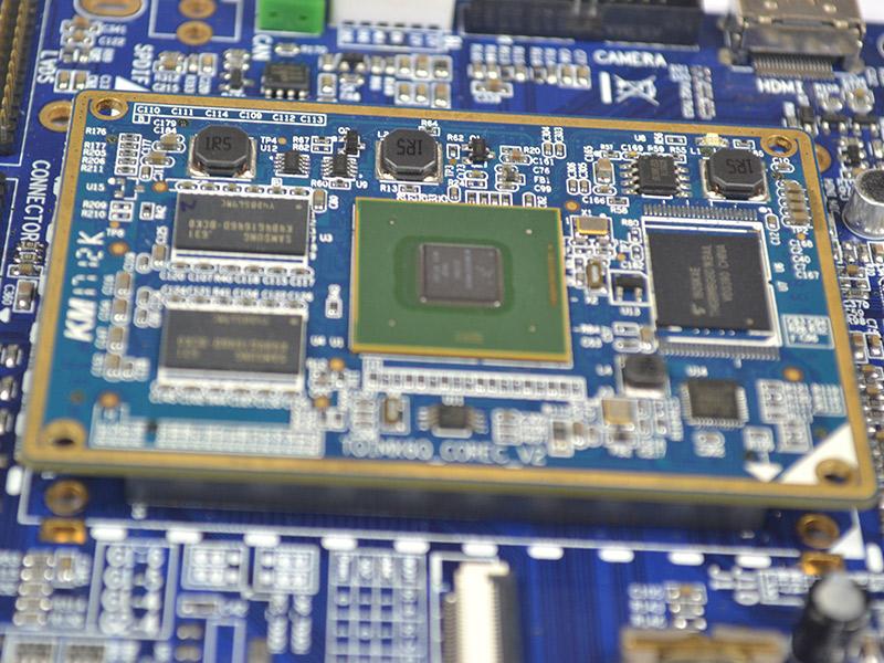 arm开发板有哪些_供应广州价格优惠的iMX6Q安卓工控主板