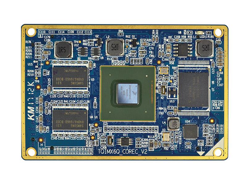 ARM开发板-推荐好用的i.MX6Q安卓工控主板