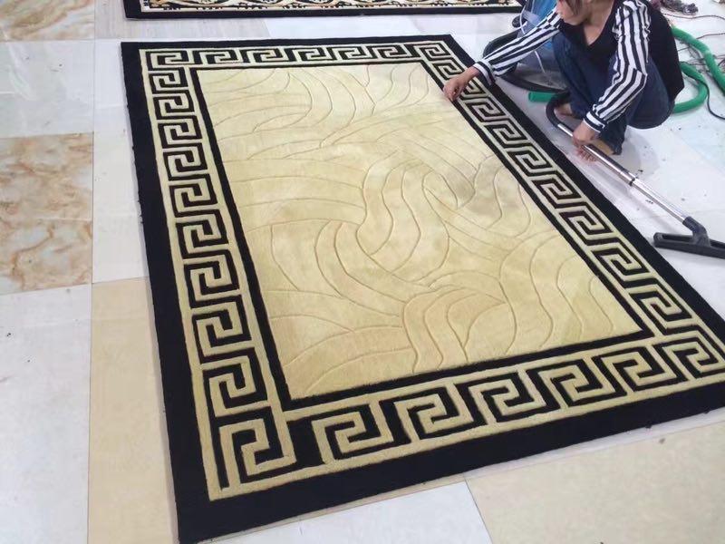 進口地毯客廳風格簡約沙發茶幾墊