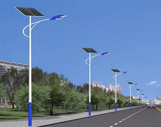 庆阳太阳能路灯-甘肃专业的兰州太阳能路灯厂家