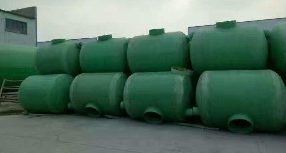 忻州實惠的玻璃鋼化糞池|專業的玻璃鋼化糞池供應