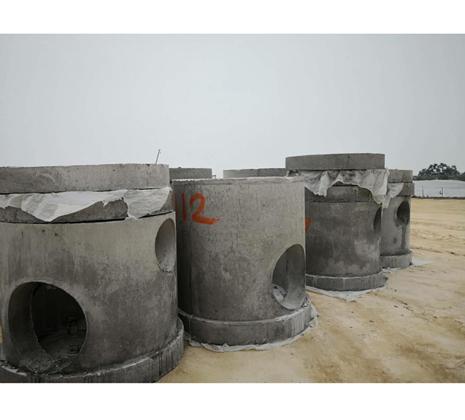 龍巖混凝土檢查井-耐用的混凝土檢查井當選閩盛水泥