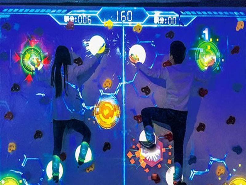 全息投影游戏沉浸式花海系列定制内容投影互动设备厂家