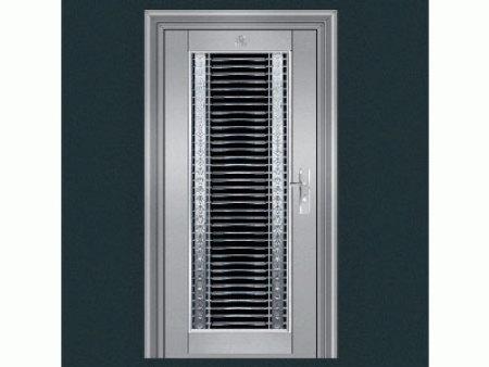 甘肃不锈钢门-庆阳不锈钢门厂家-铭帝铝业纱窗