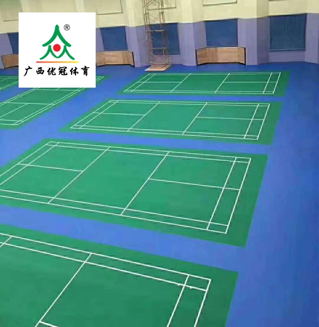 广西PVC地板胶,南宁PVC运动地板的十八个优点