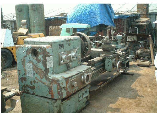 废旧机器回收