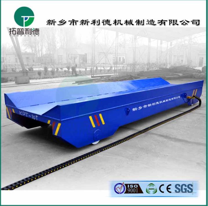 操作简易20吨过跨轨道车 车间电平车安全耐用