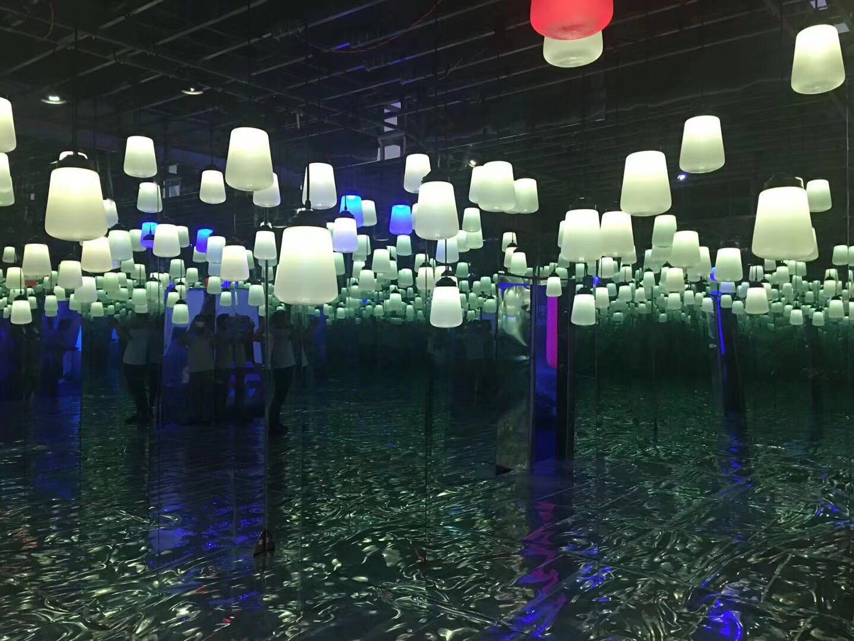 呼吸森林出租呼吸灯出售 制作 展览