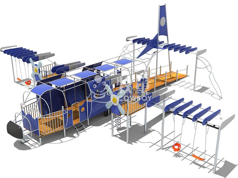 大型儿童游乐设施厂家-户外儿童游乐设施定制