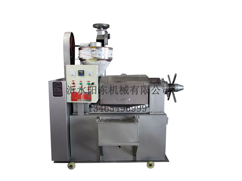 浙江榨油机|阳东机械螺旋榨油机提供商