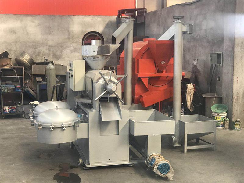 全自动螺旋榨油机厂家-山东高质量的螺旋榨油机供应