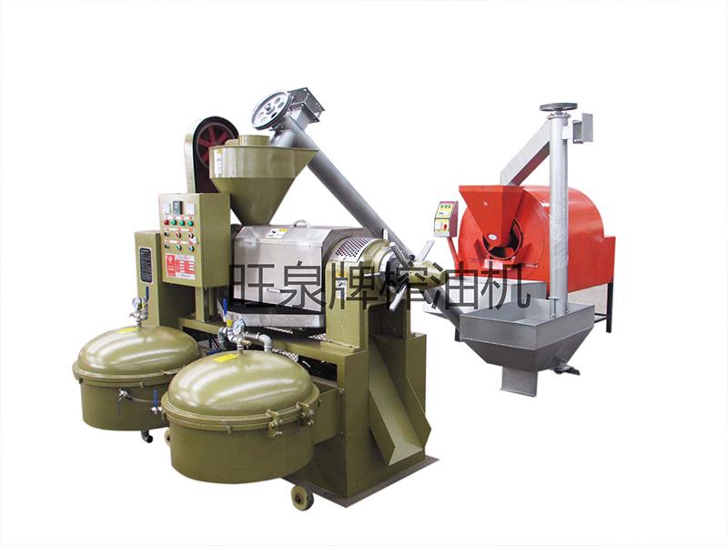 湖南臥式榨油機價格-陽東機械提供良好的螺旋榨油機