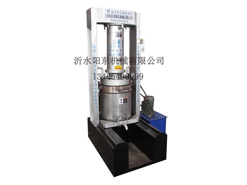 河北榨油设备厂家-阳东机械提供质量好的螺旋榨油机