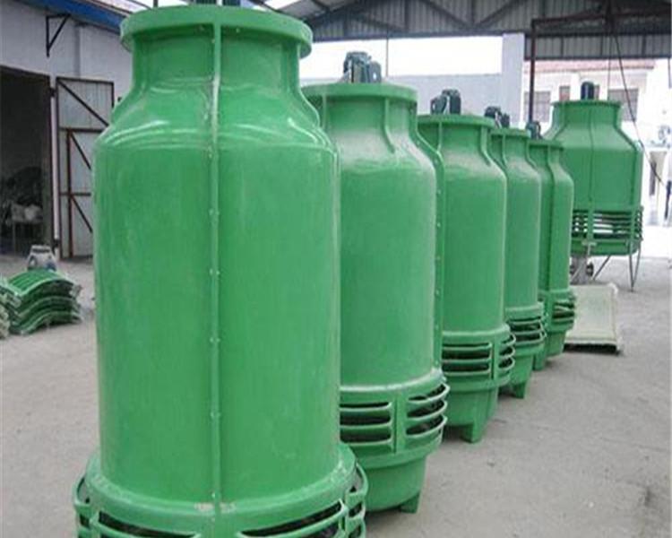 玻璃钢电厂冷却塔