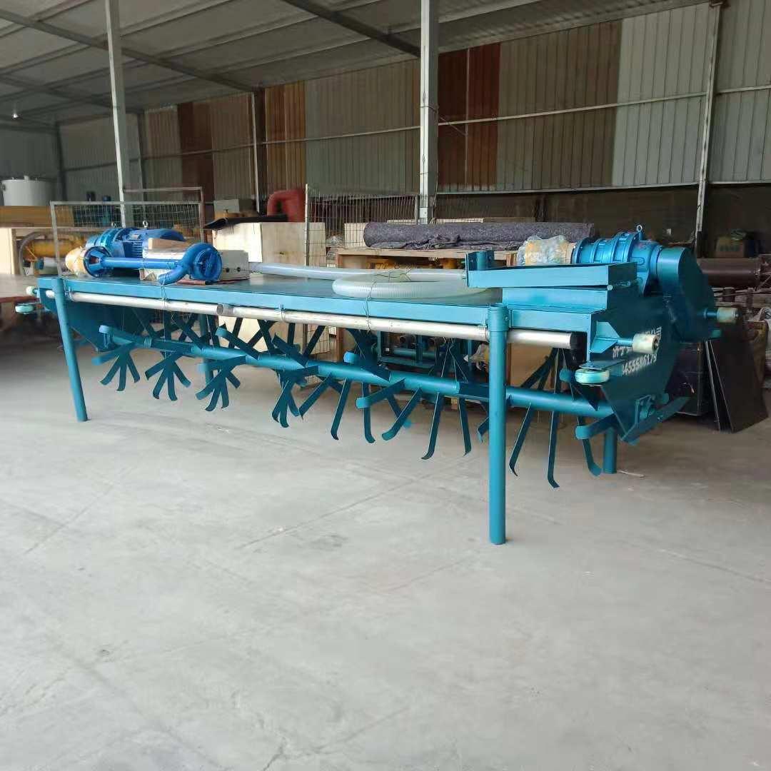 发酵床翻抛机专业处理养殖场粪污水处理无味环保