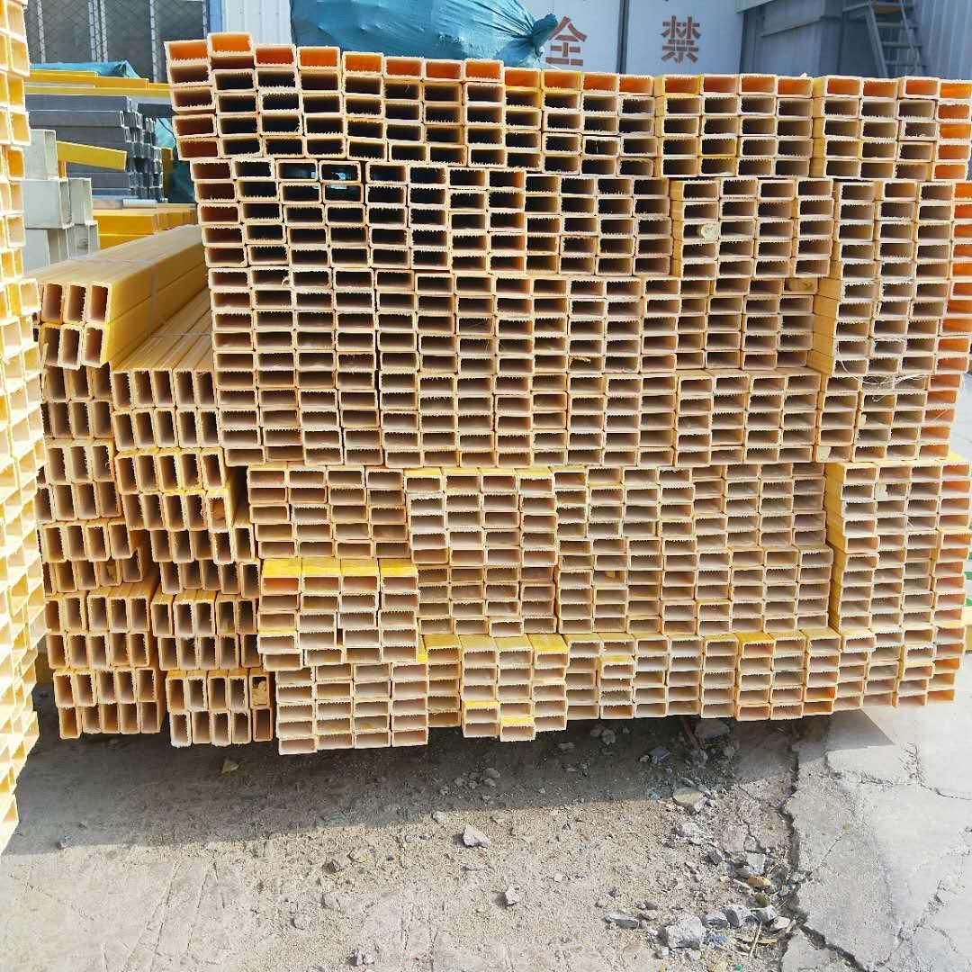 上海厂家直销玻璃钢耐腐蚀拉挤型材|鼎泽-专业玻璃钢拉挤型材拉挤扁管供应商