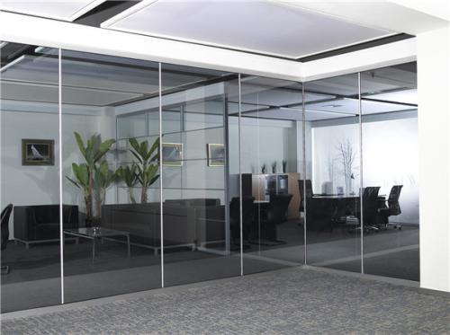 玻璃隔斷供應商-西安新款銅川玻璃隔斷