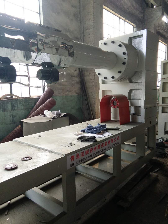 【狂赞不止】钢管抛丸机-抛丸清理除锈机-钢管抛丸除锈设备