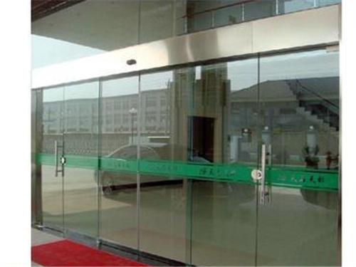 玻璃电动门厂家推荐|出售西安超值的榆林玻璃电动门
