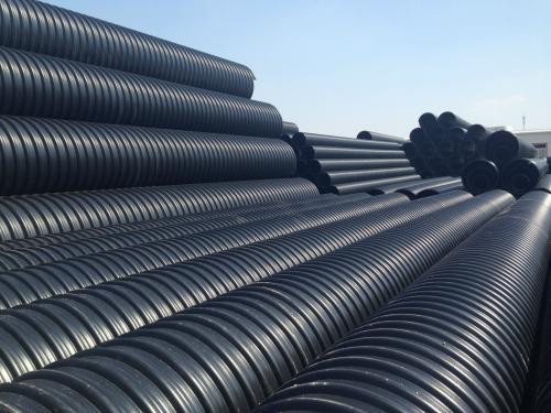 钢带螺旋波纹管价格|品质好的HDPE螺旋波纹管供货商