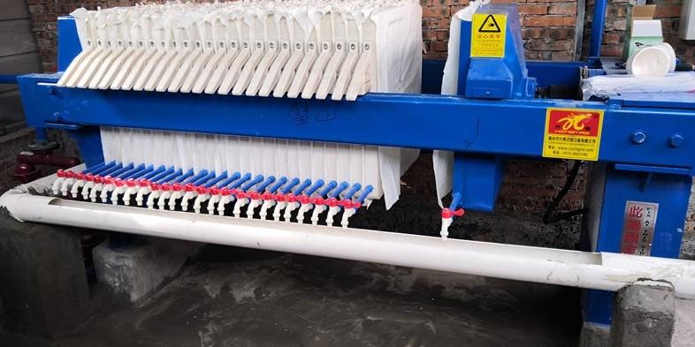 出口定制压滤机  选兴泰板框压滤机