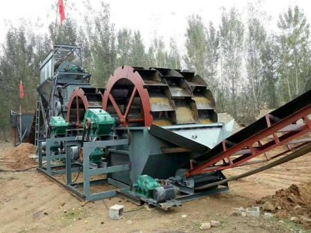 螺旋洗沙機械