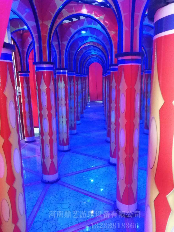 河南正规室内游乐设备生产商定制游艺设施厂家就选宇宙游乐
