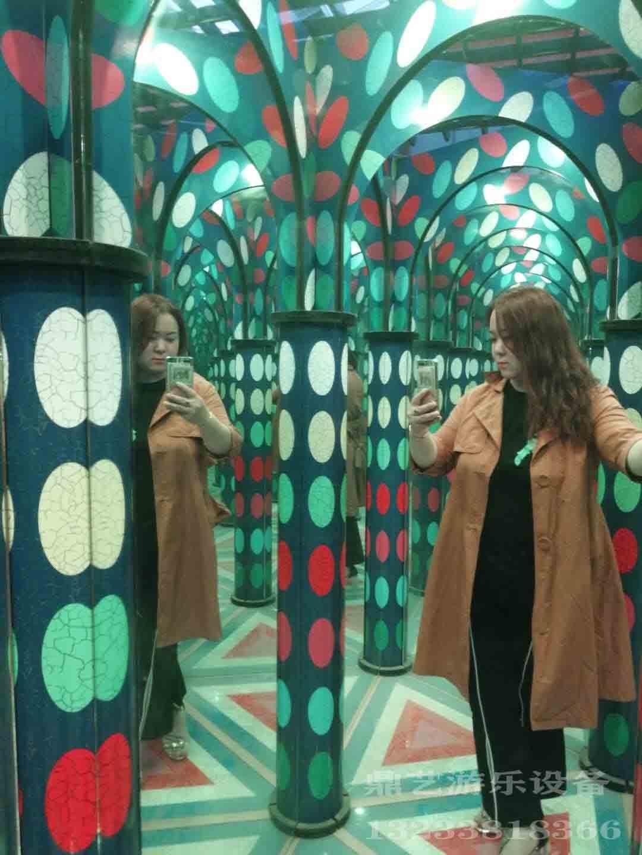 河南專業兒童鏡子迷宮游樂設備生產商采購游藝設施就選宇宙游樂