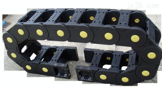 现货供应机床穿线拖链 桥式尼龙拖链坦克链