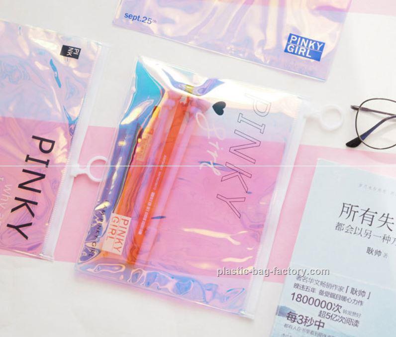 大连镭射膜PVC笔袋供应厂家-如何选购好用的镭射膜PVC笔袋