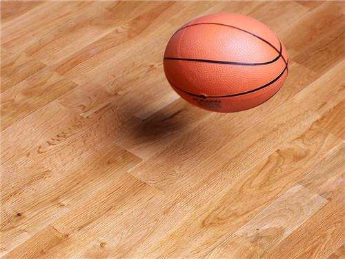 篮球运动实木地板-有品质的篮球馆运动木地板艺科体育供应
