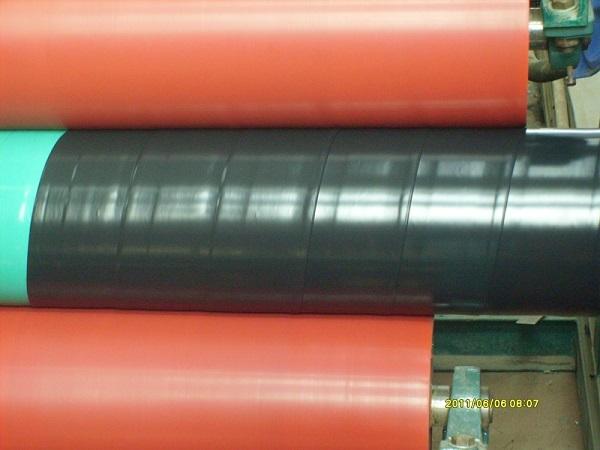钢管3pe设备【PE真空设备】PE管材生产线【泓铖宏】