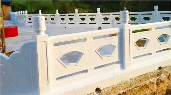河道仿石栏杆-福建优惠的仿石栏杆供应