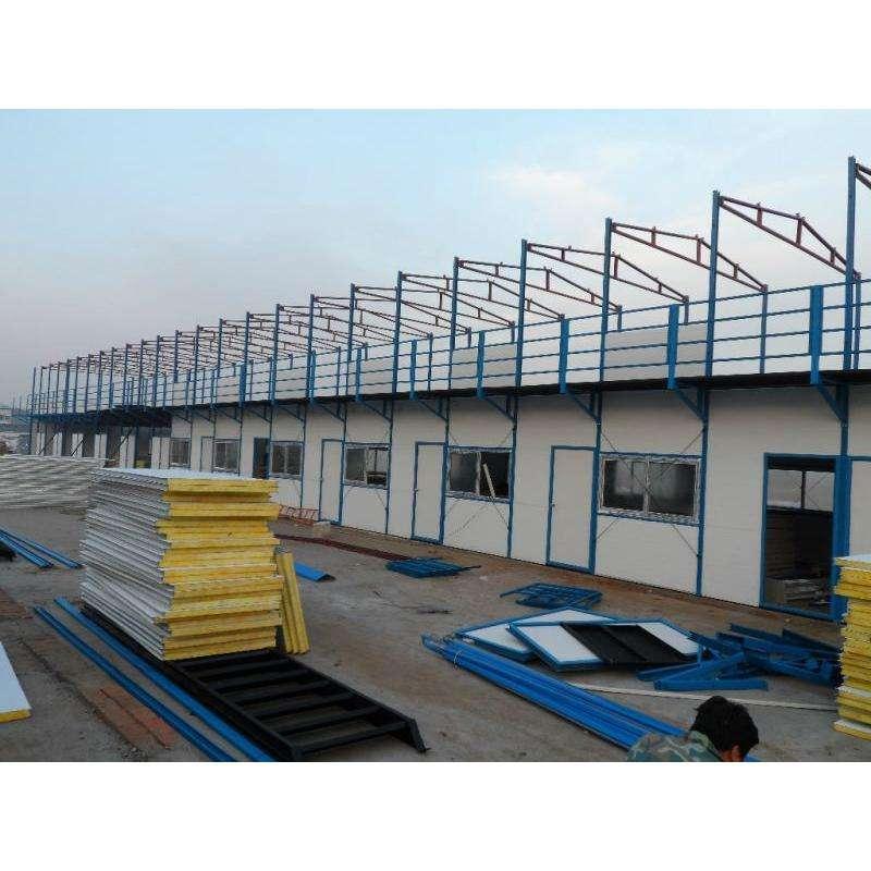 扎兰屯厂房-彩钢钢结构工程报价