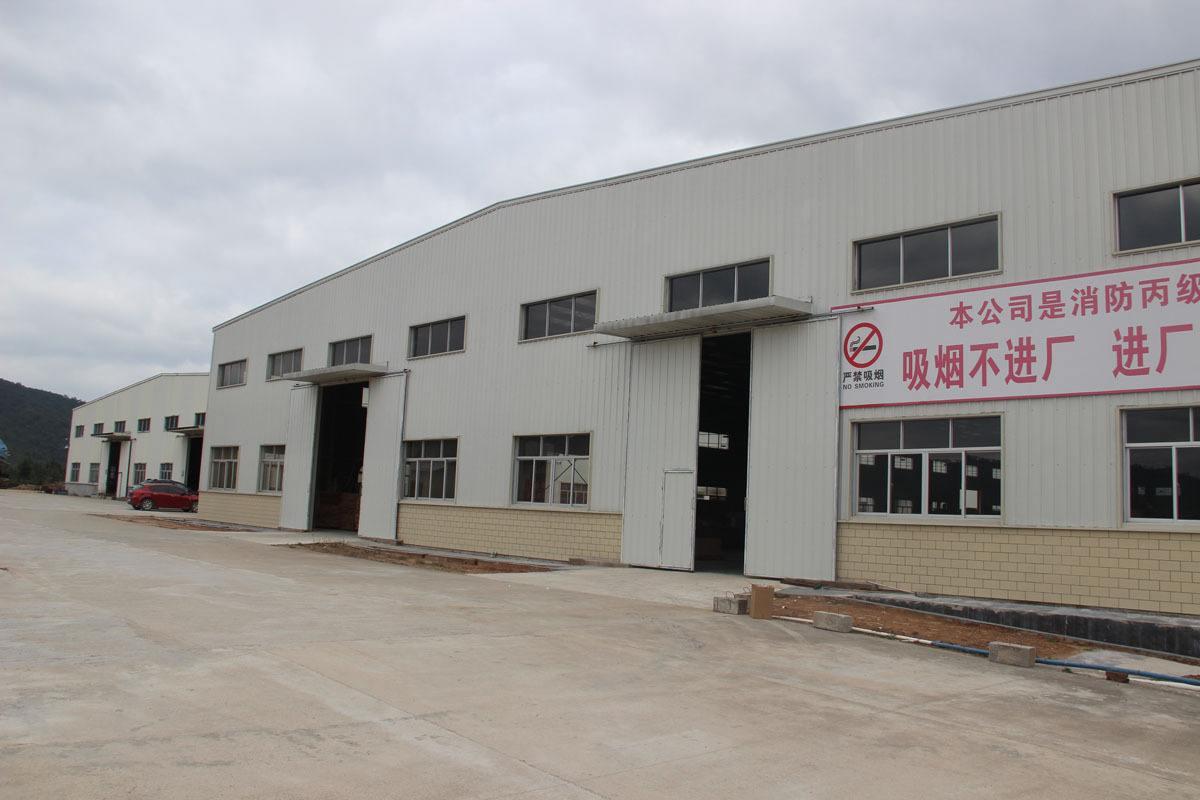 厂房公司-内蒙古彩钢钢结构厂房