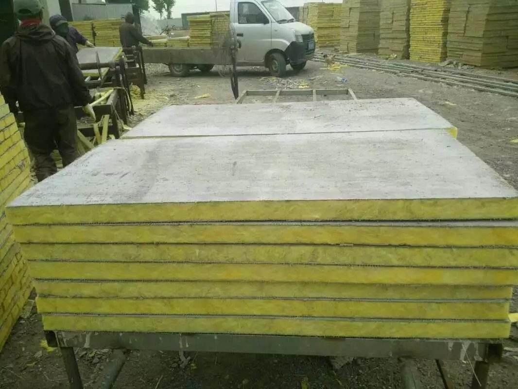 呼伦贝尔彩钢复合板-海拉尔岩棉板-苯板厂家?呼伦贝尔天祥彩钢