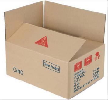 石嘴山纸箱子|知名的宁夏纸箱子厂家就是杰士彩印