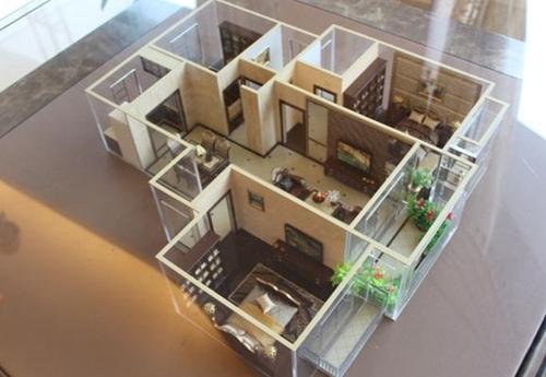 广元户型模型策划-成都古方印专业提供模型设计