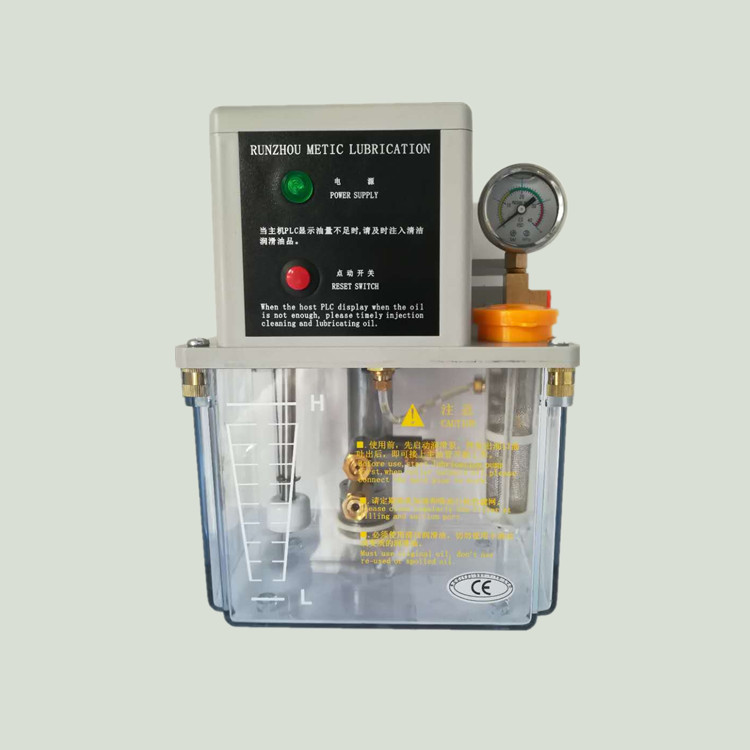 沈阳润滑泵哪家好?就选润洲科技-专业厂家,质量保证