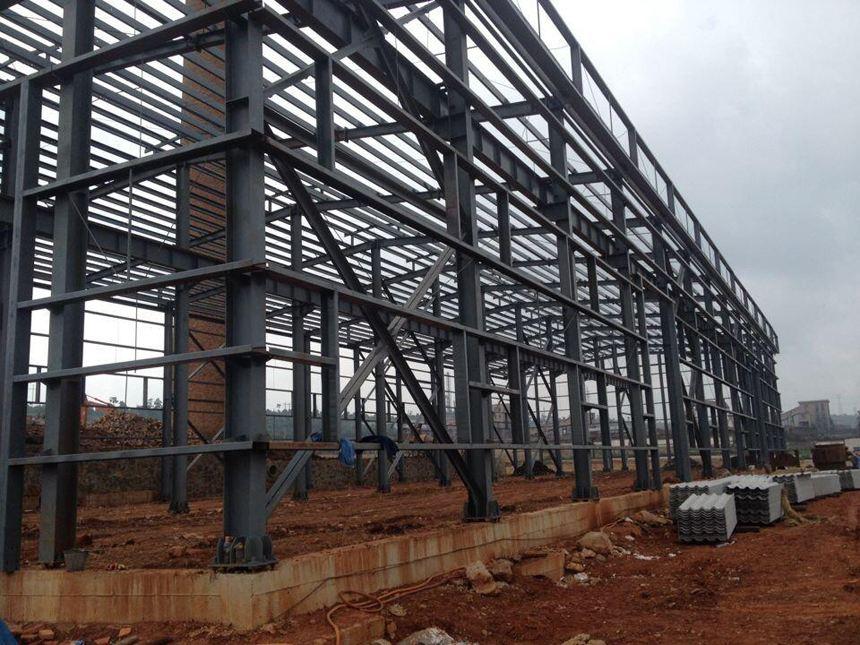 海拉尔钢结构厂-内蒙古彩钢钢结构设计