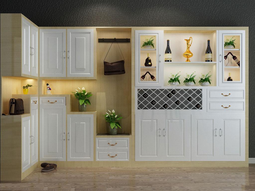 高質量的鞋柜 買鞋柜就來歐準家具