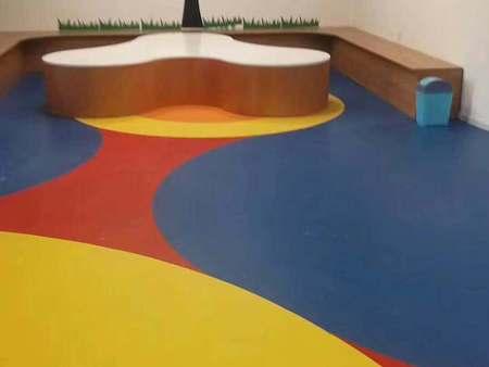 医院塑胶地板,养老院塑胶地板,学校塑胶地板就找森塞尔地板
