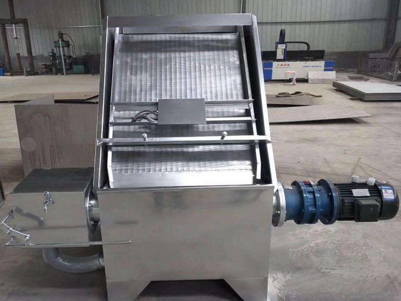 四川斜筛式固液分离机价格-郑州专业的斜筛式固液分离机推荐