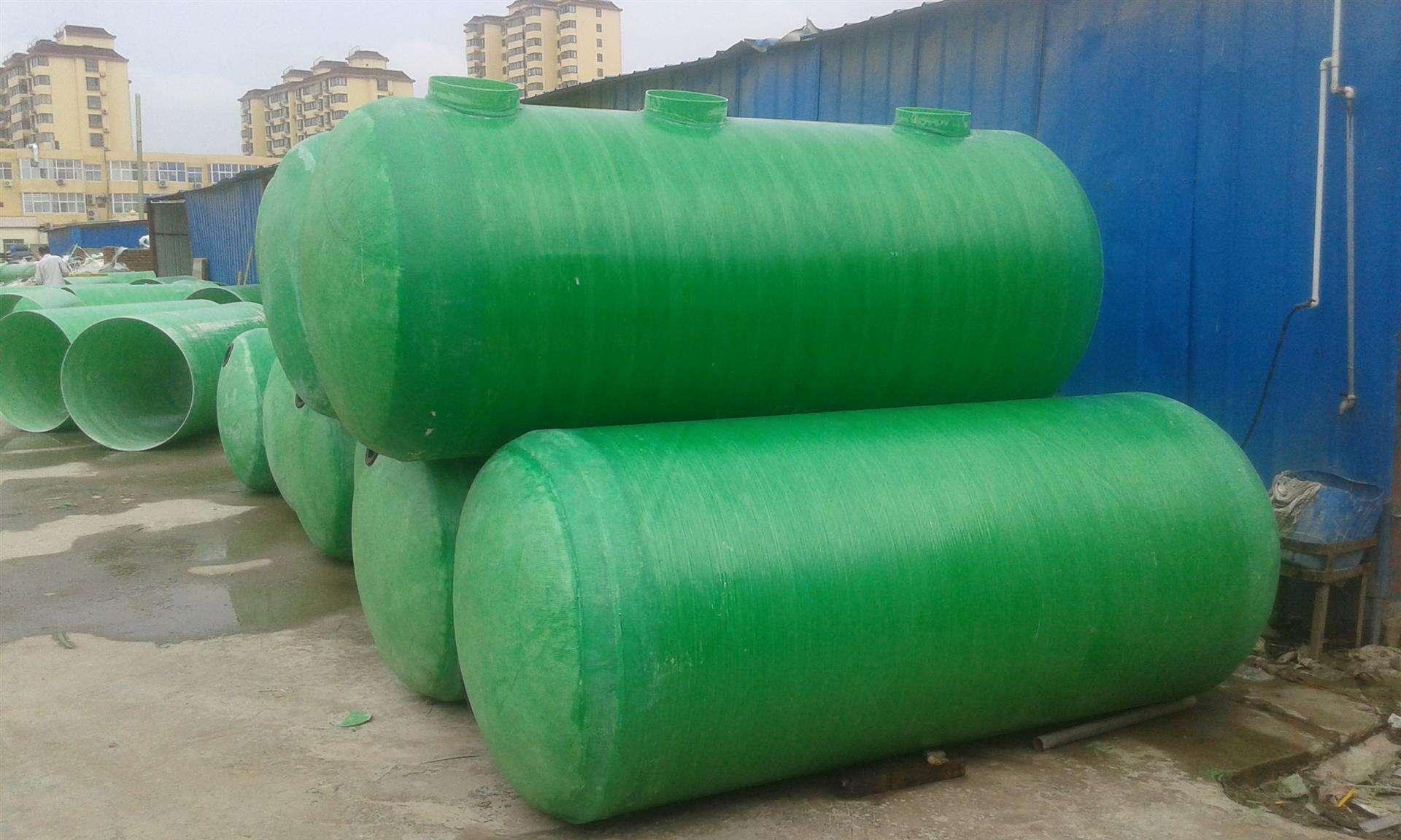 玻璃钢复合化粪池制造-衡水专业的玻璃钢复合化粪池推荐