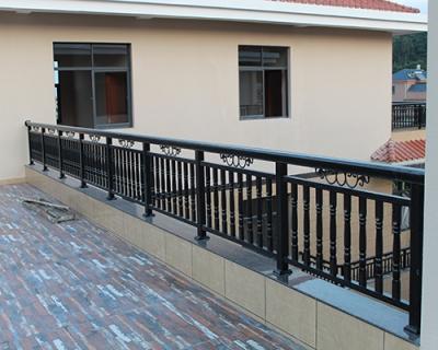 湖南铝合金楼梯护栏定制-找优良铝合金楼梯护栏上双炳
