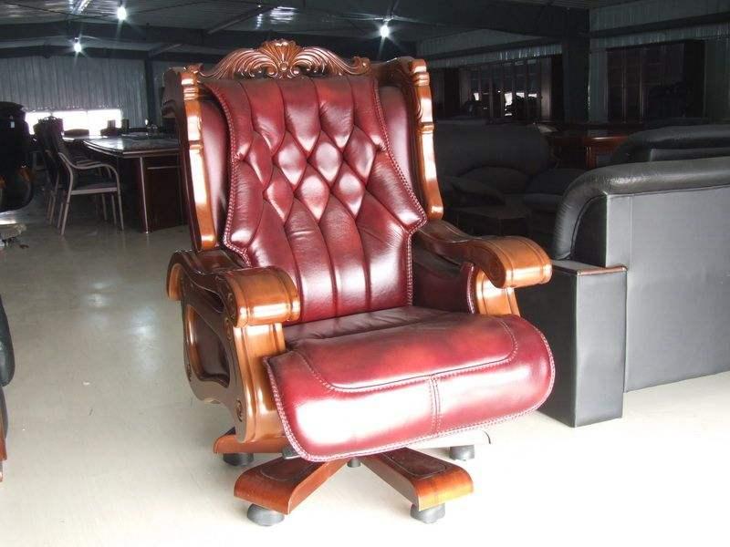 老板椅回收