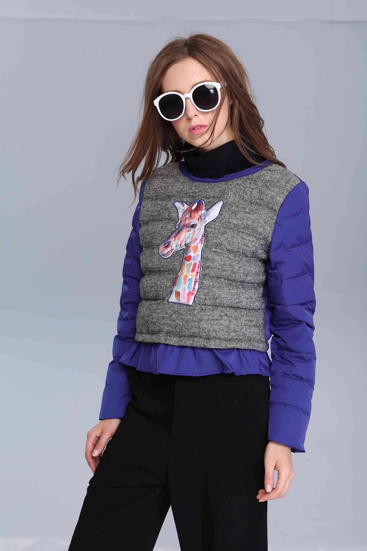 广州短装羽绒服-广州款式新颖的短装羽绒服批发出售