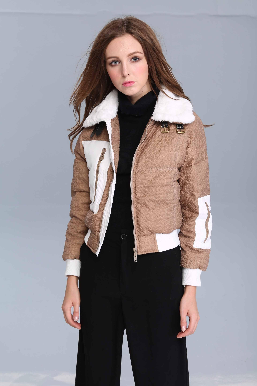 短装羽绒服加工生产-广州哪里有供应实惠的短装羽绒服
